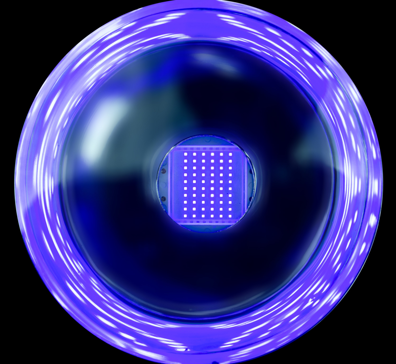 Briteq Led Uv Gun 60w Uv And Black Light Light Effects