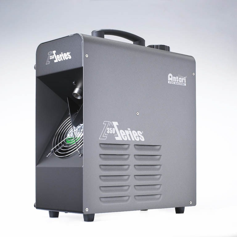 ANTARI Z-350 is a Fazer from the latest generation that can be used for many applications