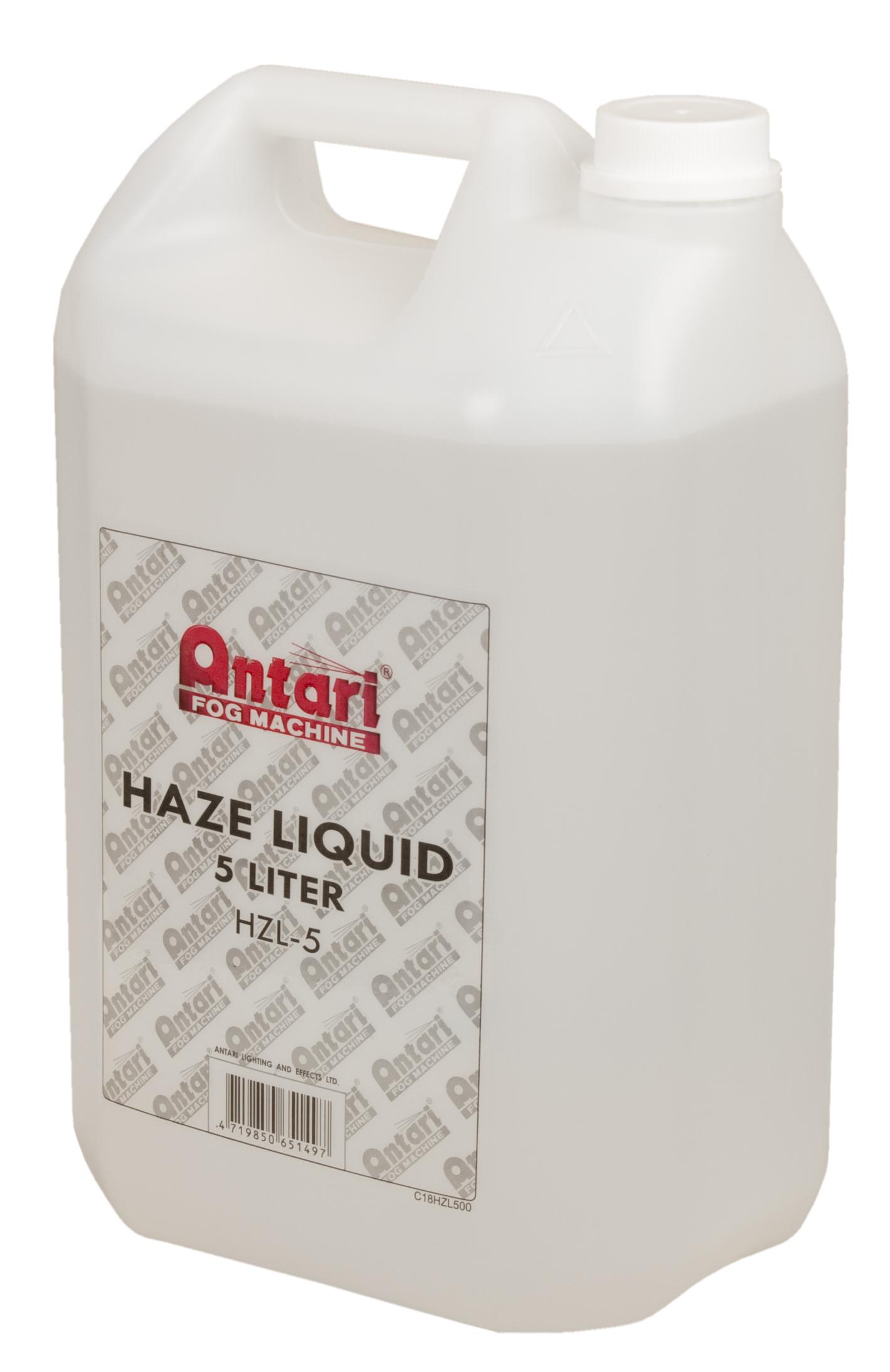 ANTARI Specially composed haze liquid