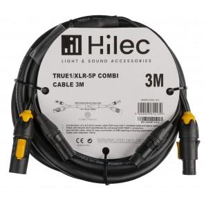TRUE1/XLR-5P COMBI CABLE 3M