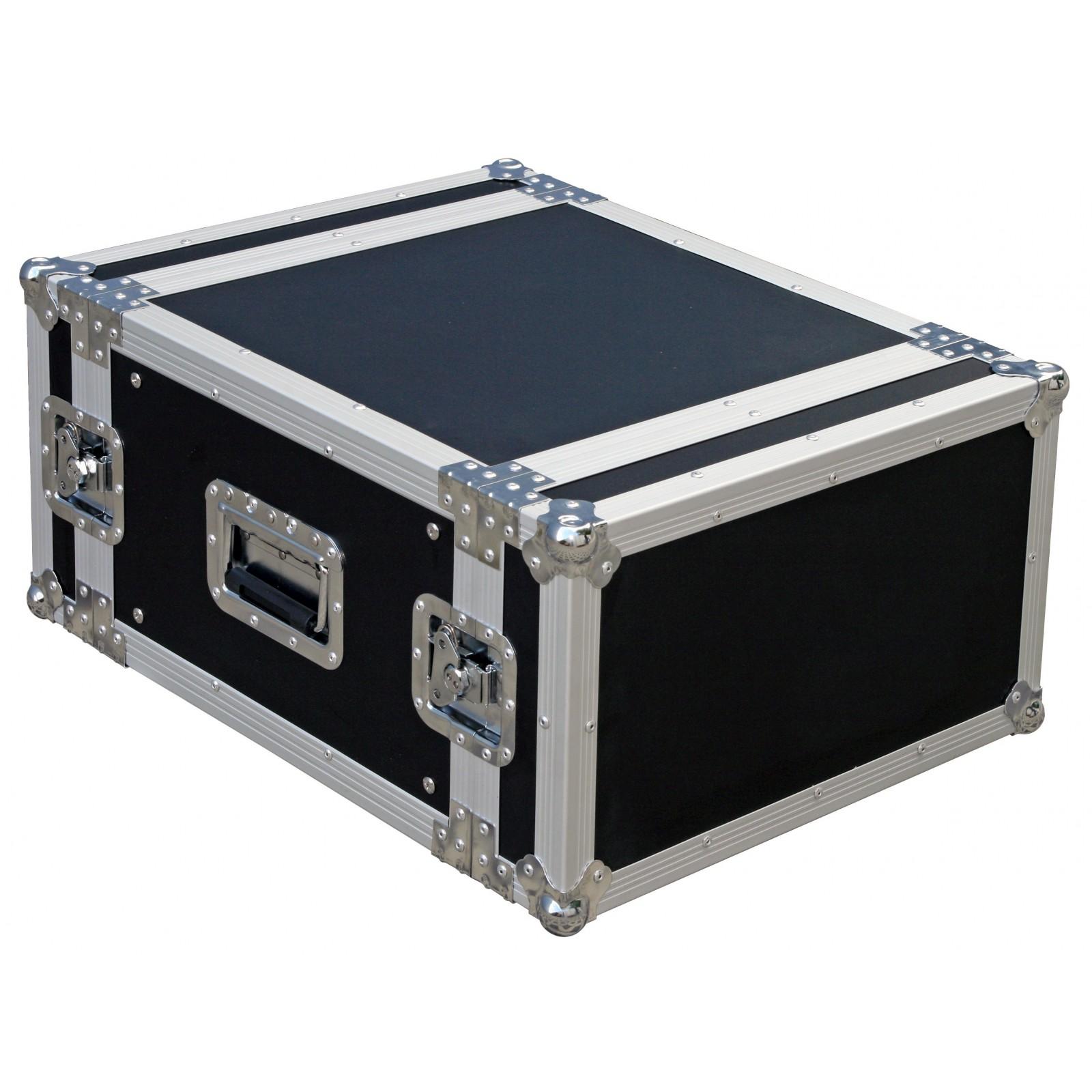 Briteq Rack Case 6u Flightcases