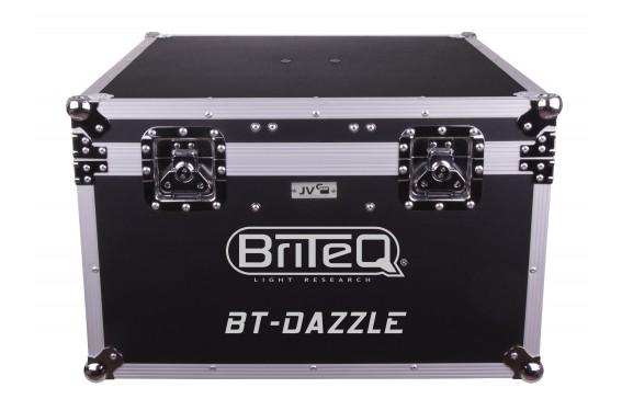 CASE for 2x BT-DAZZLE - Flightcase Light
