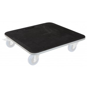 WHEEL BOARD 60x60CM + Wheels