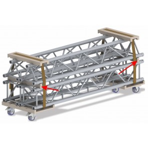 BT-TRUSS 29-TROLLEY-STACK - Truss