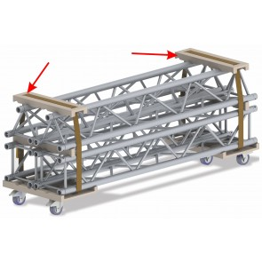 BT-TRUSS 29-TROLLEY-TOP - Truss