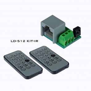 F1 LD-512KIT-IR