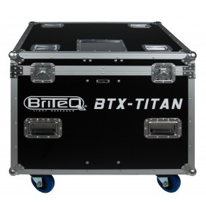 F1 CASE FOR 2x BTX - TITAN