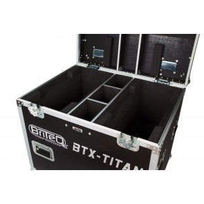 CASE FOR 2x BTX-TITAN