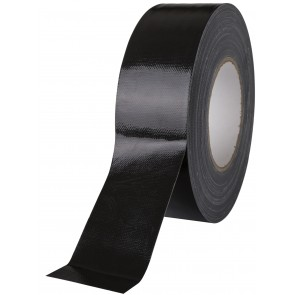 GAFFER TAPE STD 50 BLACK