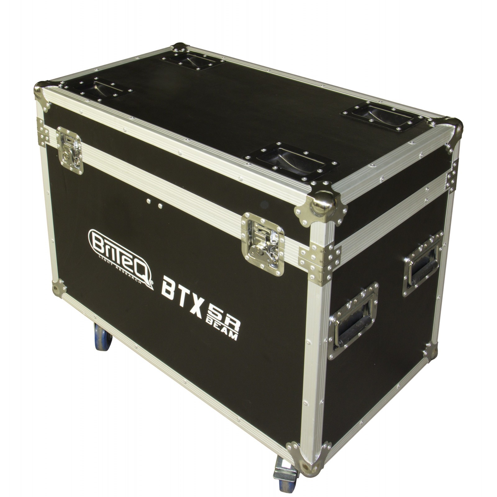 briteq case for 2x btx beam 5r flightcases. Black Bedroom Furniture Sets. Home Design Ideas