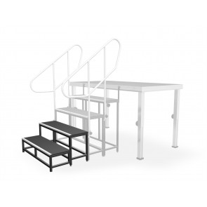 F1 BT - STAGE - STAIRS - 20+40CM