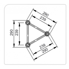 BT-TRUSS TRIO 29050