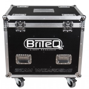 CASE FOR BEAM WIZARD5x5 - Flightcase Light