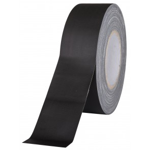 GAFFER TAPE MATT 50 BLACK