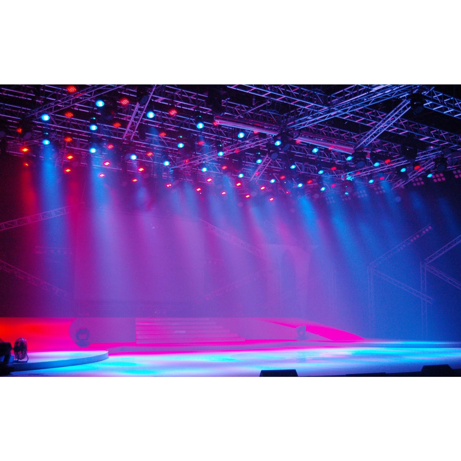 Briteq Stage Lighting Projectors Led Mega Beam Mk2 15 176