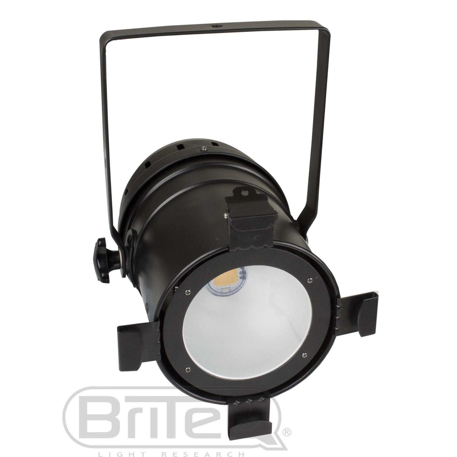 Briteq Cob Par56 100ww Black Projectors Stage Lighting