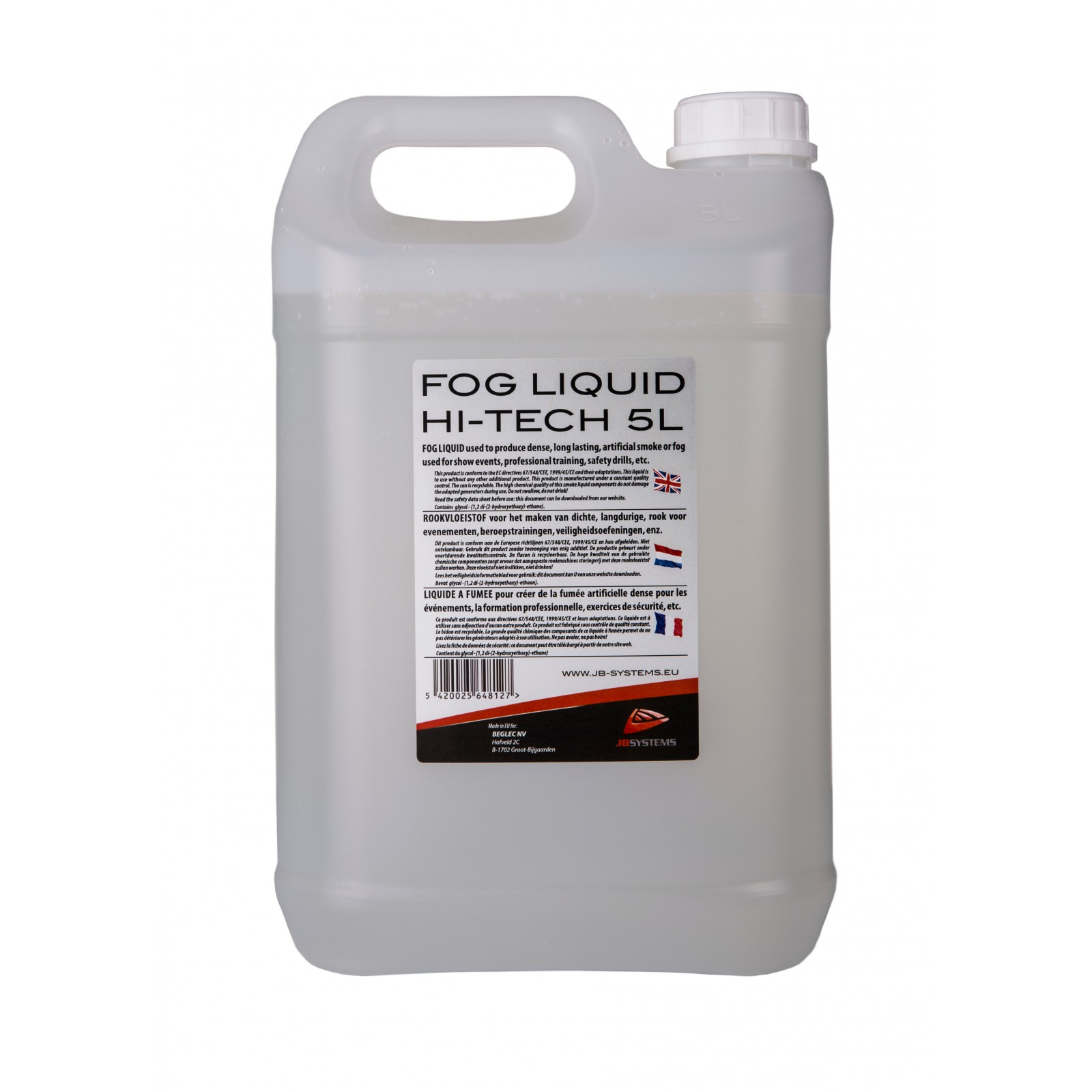 briteq fog liquid hi tech 5l fog liquid. Black Bedroom Furniture Sets. Home Design Ideas