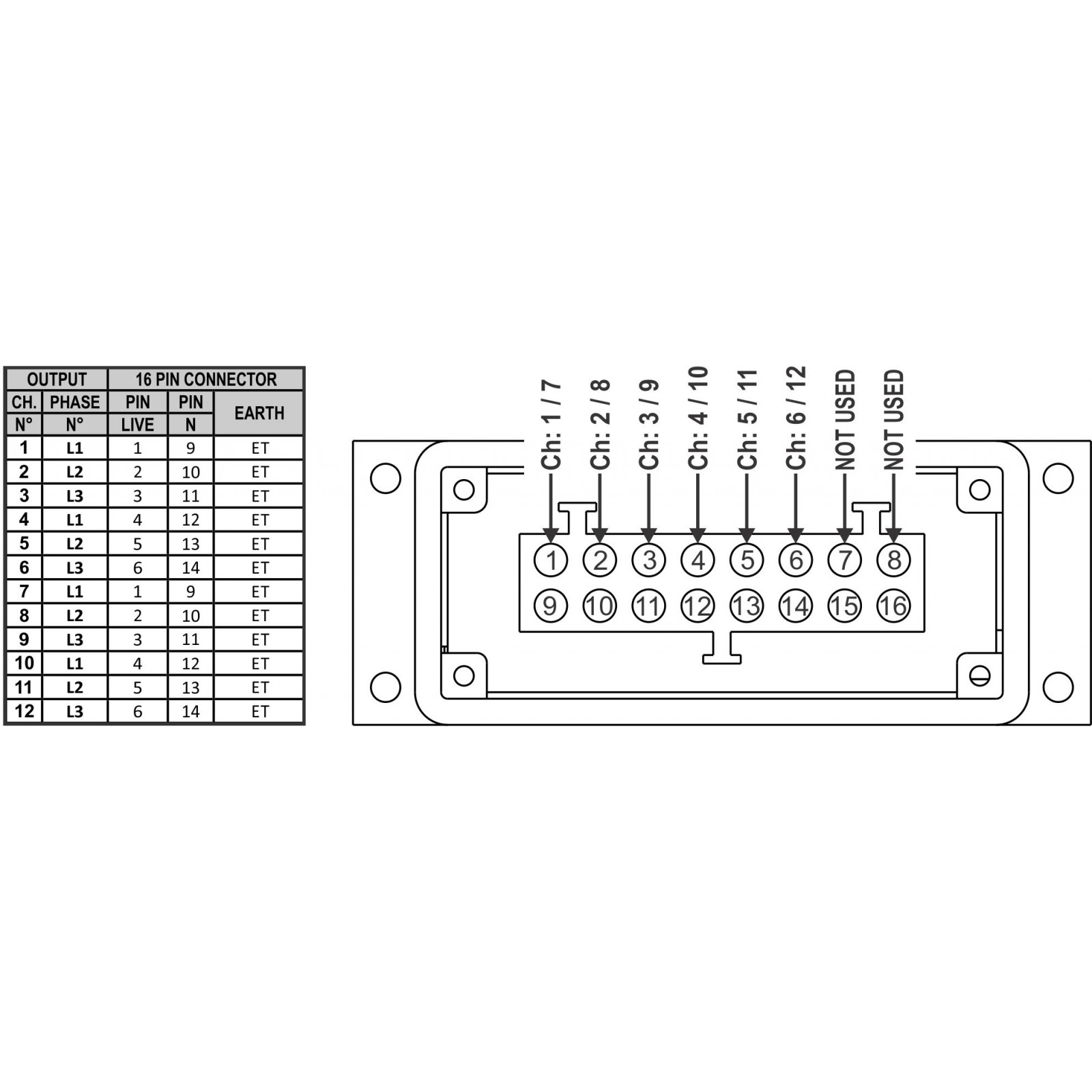 Neutrik Xlr Wiring Diagram as well Xlr 4 Pin Wiring Diagram likewise 3 5 Mm To Xlr Wiring Diagram likewise Wiring An Audio Jack moreover Qlc And Usb To Rs485 Adapter Replaces. on dmx connector wiring diagram