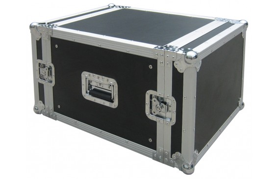 RACK CASE 8U - Flight case