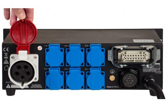 F1 PD - 32SH / GERMAN - Power distributor