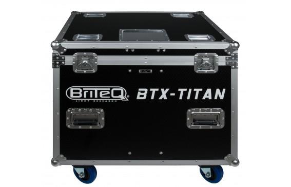 CASE FOR 2x BTX-TITAN - Flightcase Light
