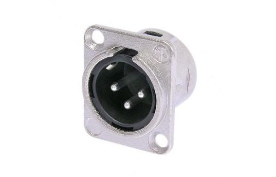 NC-3-MD-L-1 - Neutrik connector