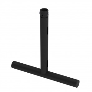 BT - TRUSS T-Drop arm BLK 450x445 - Rigging Truss