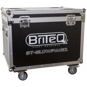 CASE for 6x BT-GLOWPANEL - front