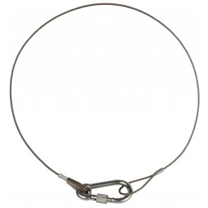 SAFETY CABLE D2-60CM
