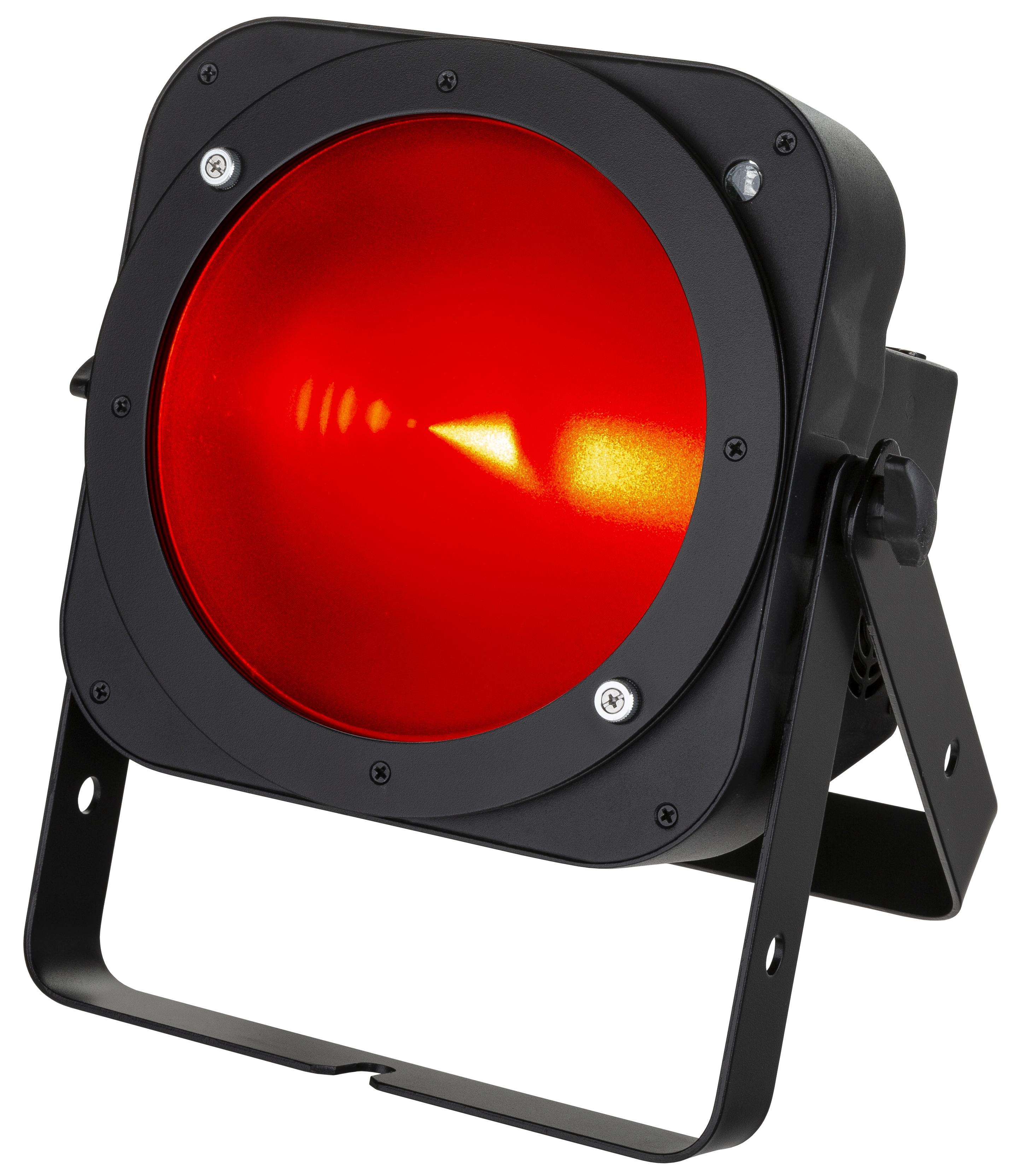 Briteq Cob Slim100 Rgb Projectors Stage Lighting Ir Light Dimmer V1