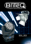 Briteq Catalog 2014-2015 - French / Dutch