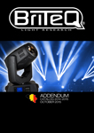 Briteq Catalog 2014-2015 - Addendum october 2015