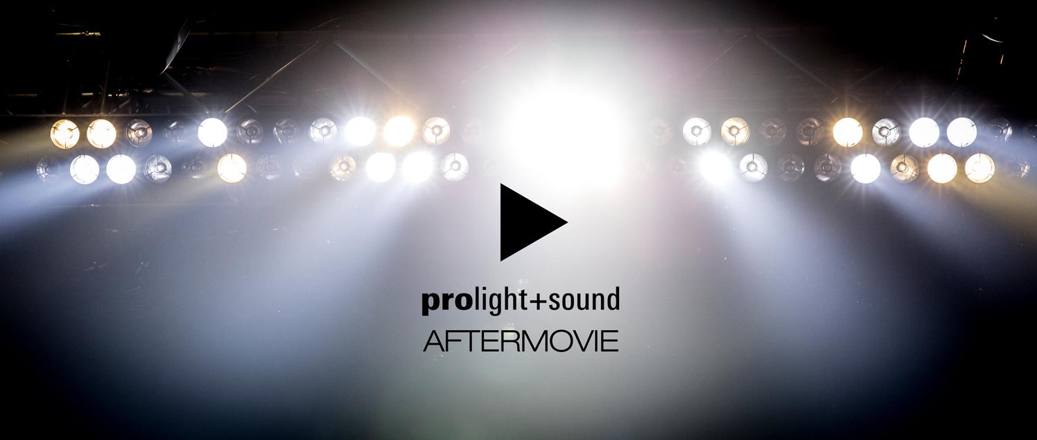 Watch our Briteq Prolight & Sound 2018 aftermovie