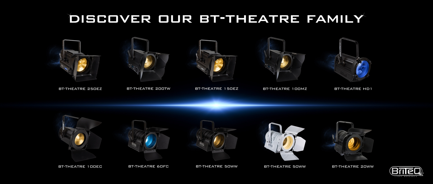 BRITEQ : BT-THEATRE series...