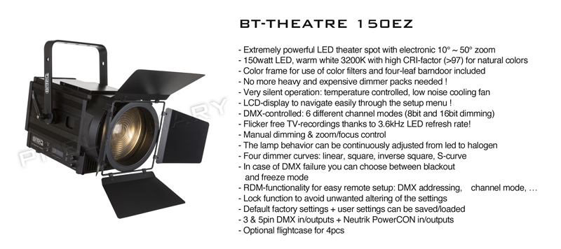 BT-THEATRE 150EZ