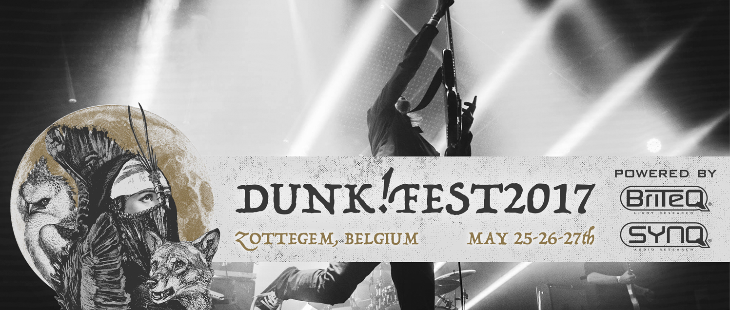 Dunk!Festival powered by Briteq & Synq